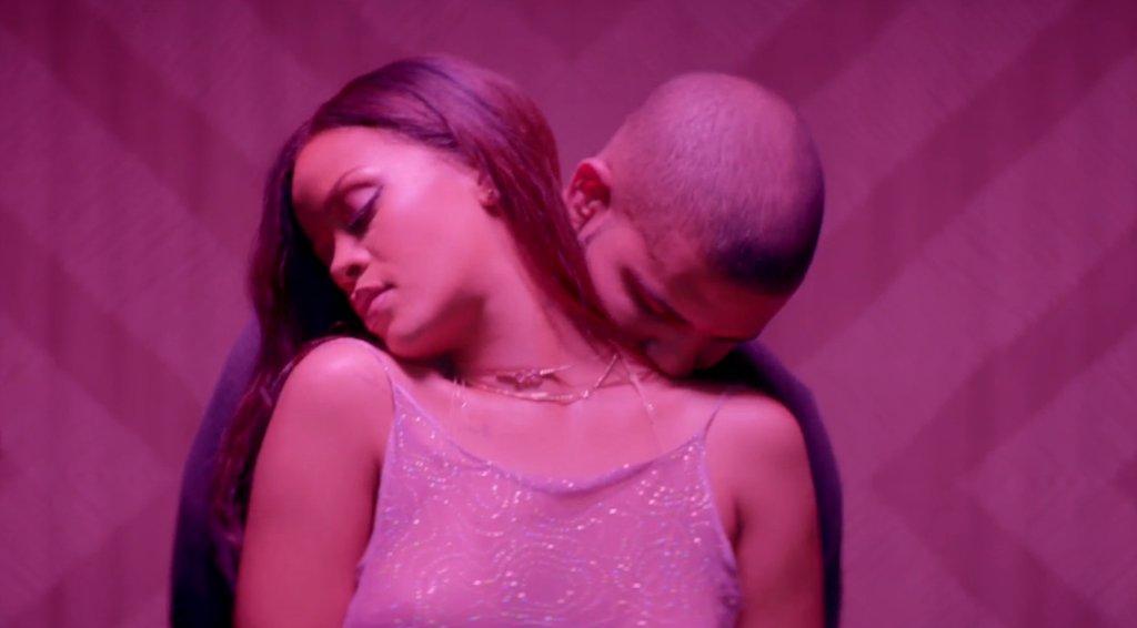 Rihanna sexy music videos
