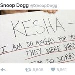 More male artists need to join Troye Sivan & Snoop Dogg in speaking out on this injustice. #FreeKesha
