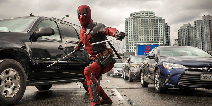 power merchandising opportunity funniest Deadpool quotes ...