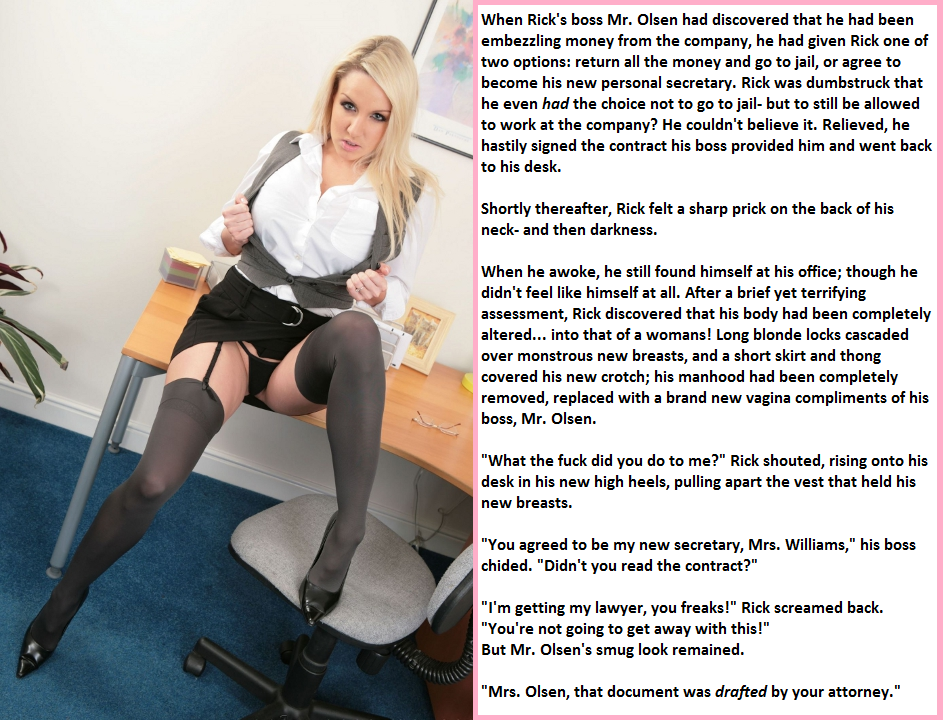 Sissy Maid Training Contract | newhairstylesformen2014.com