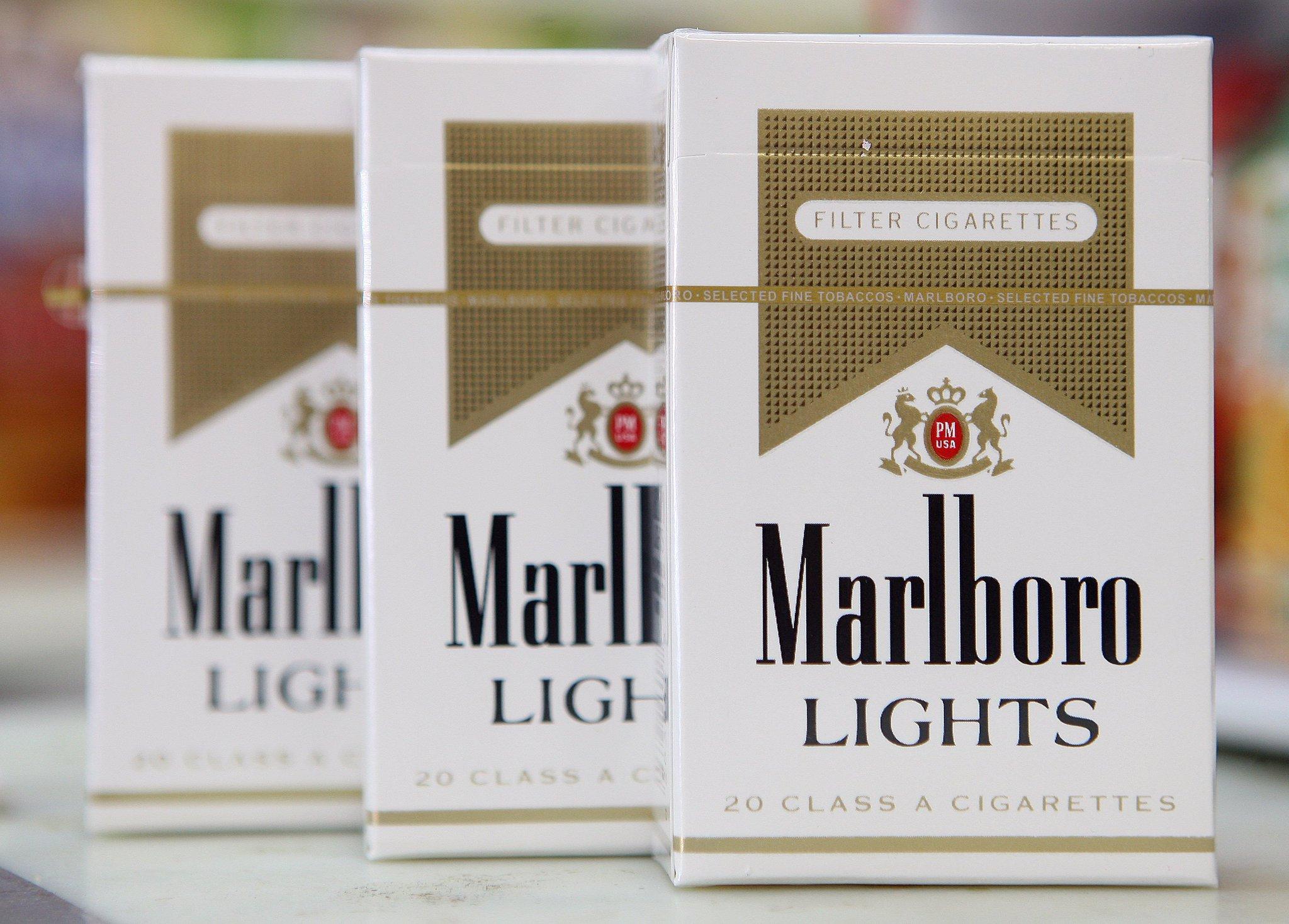 мальборо все виды сигарет фото прозрачная пленка находится