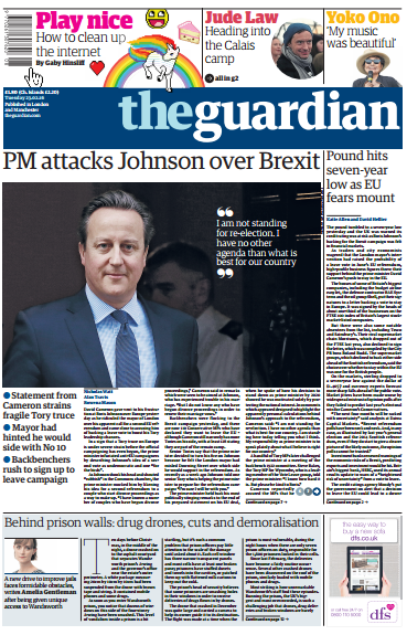 brexit the guardian