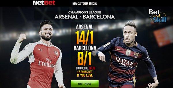 Netbet Sport Enhanced Odds