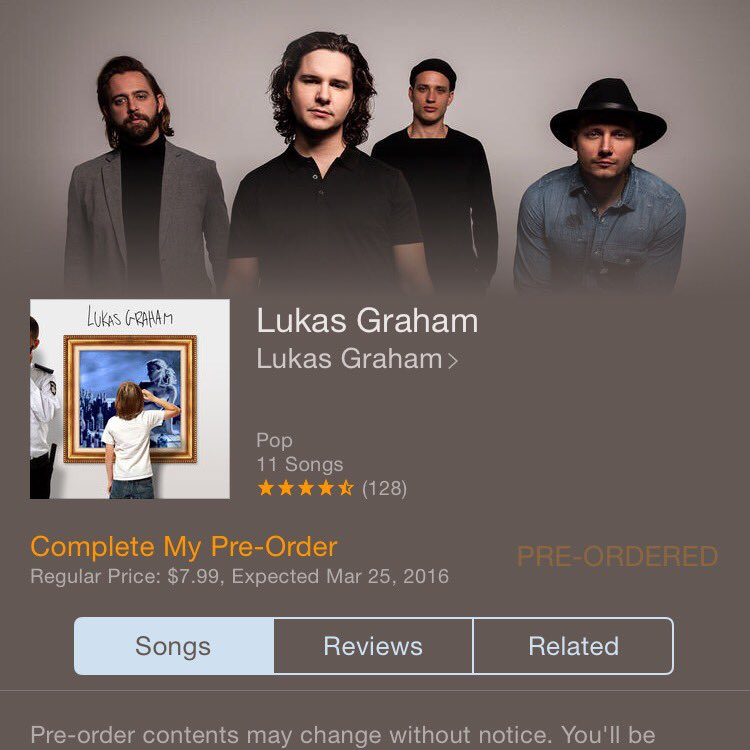 Replying to @BRODYTHEGR8: #lukasgraham I'm prepared and prompt (everyone should be)