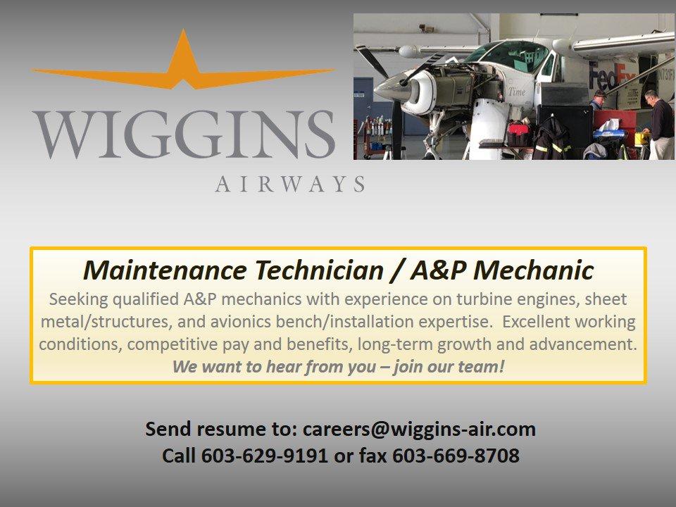 avionics bench technician resume
