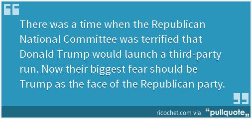 """Time for the RNC to Cut Trump Loose"" by @ExJon https://t.co/zH129C3G9D https://t.co/yN7YUFsdJ1"