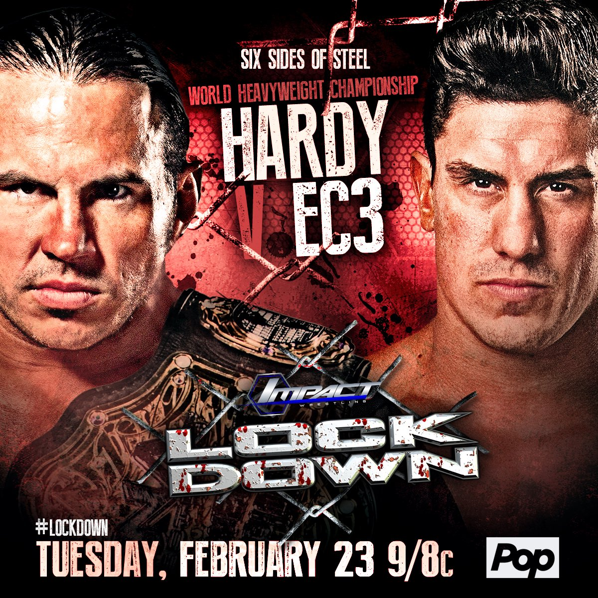 2/23 TNA Lockdown: Live From Wembley | Sports, Hip Hop & Piff - The Coli