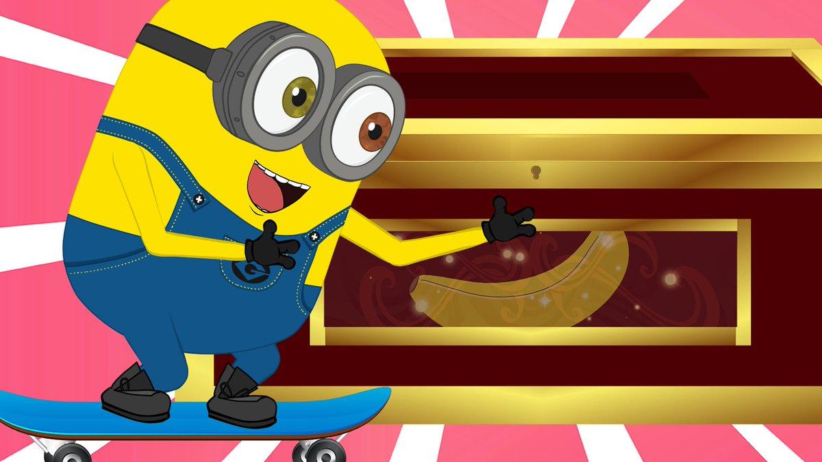 The Venus Factor On Twitter Minions Banana Wooden Glass Box Funny Cartoon Minions Mini Movies 2016 Hd Https T Co Lvlbnn426l Https T Co Ibefwxu32j