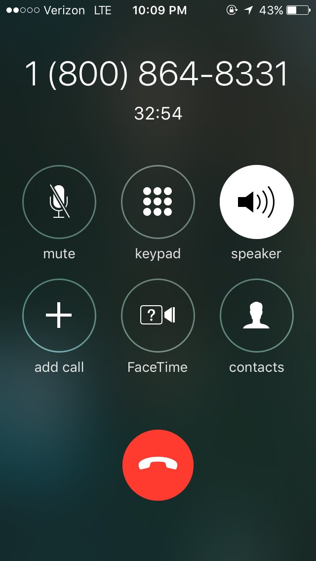 I hung up after being on hold with @united for 33 minutes #customerservicefail