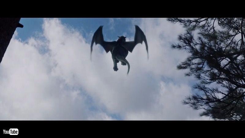 今夏公開予定  幻のディズニー作品「ピートとドラゴン」が約40年ぶりにリメイクされ映画化