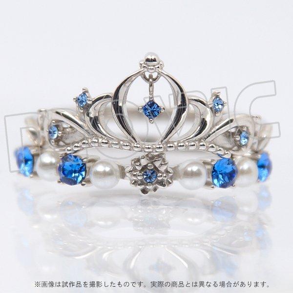 【新テニスの王子様】不二指輪 ~Fuji Birthday Ring~のサンプル画像公開!!中央のモチーフは不二君が大好きなあの植物!今すぐチェック→ #新テニスの王子様