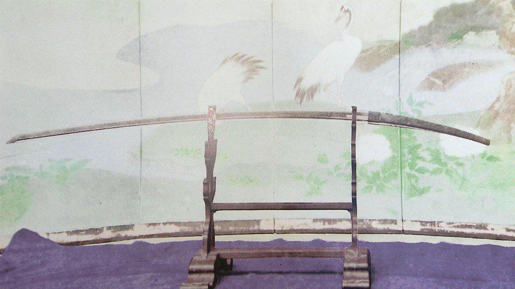 【テレビタニュースからのお知らせ】終戦直後行方不明になった幻の名刀「蛍丸」の復元プロジェクトが本格始動!あすニュースで特集予定です。KKTホームページでは蛍丸特集ページも始めました
