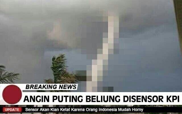 Miris dan Ngenes Liat Kelakuan KPI, 19 Meme Mengolok Sensor TV Indonesia pun Jadi Viral