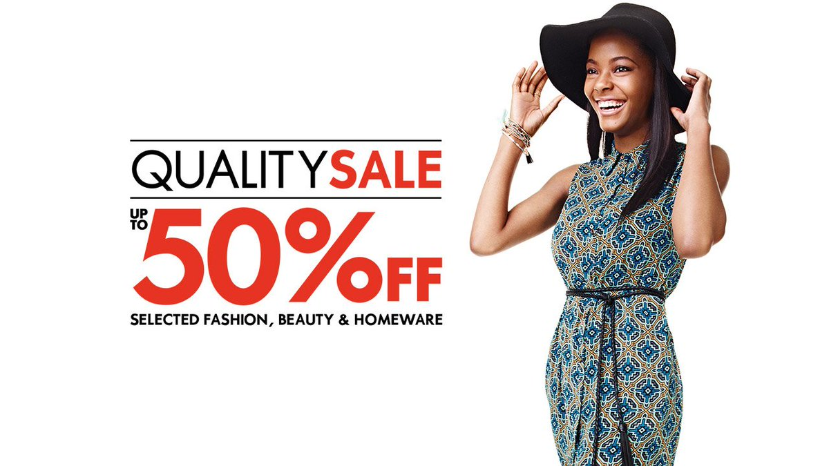 Sa on twitter quot the quality sale starts today wrewards members
