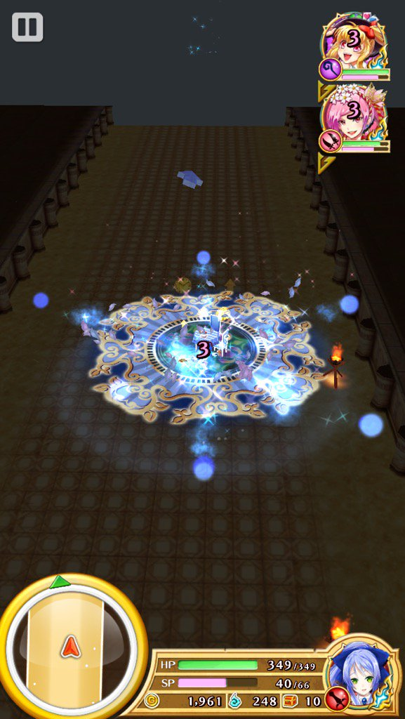 【白猫】神気解放アヤメ無凸/4凸ステータスとスキル性能情報!爆速移動速度に設置型のSP回復陣が塔イベントでも使えそう?【プロジェクト】