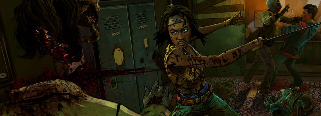 The Walking Dead: Michonne, Episode 1 - In Too Deep Review https://t.co/rv9fYwSKa8 https://t.co/v1LvsjQJ6T