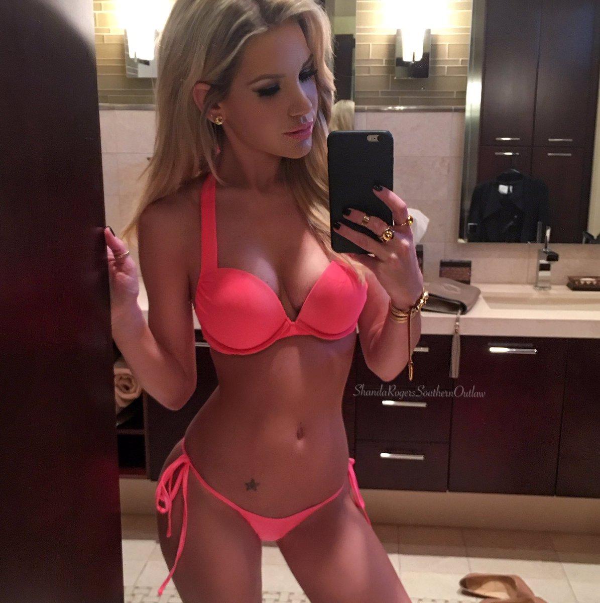 Shanda rogers on twitter goodmorning this bikini makes for Emily addison nyc