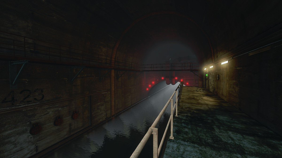 Steamで配信中のドボク系アドベンチャーゲーム『INFRA』
