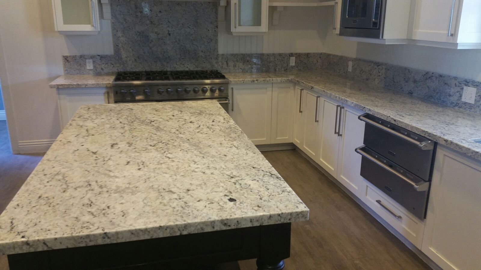 ice granite counters by amado marble