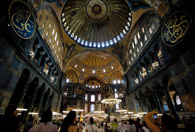 On this day 1484 years ago, construction of Hagia Sophia began - see https://t.co/Af4JzcKlFz https://t.co/7RSxyjQ0fq