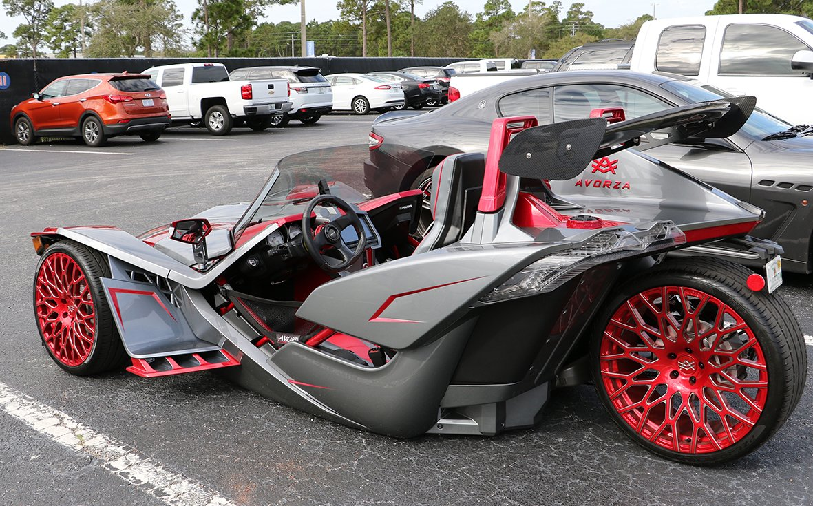 Slingshot Race Car For Sale