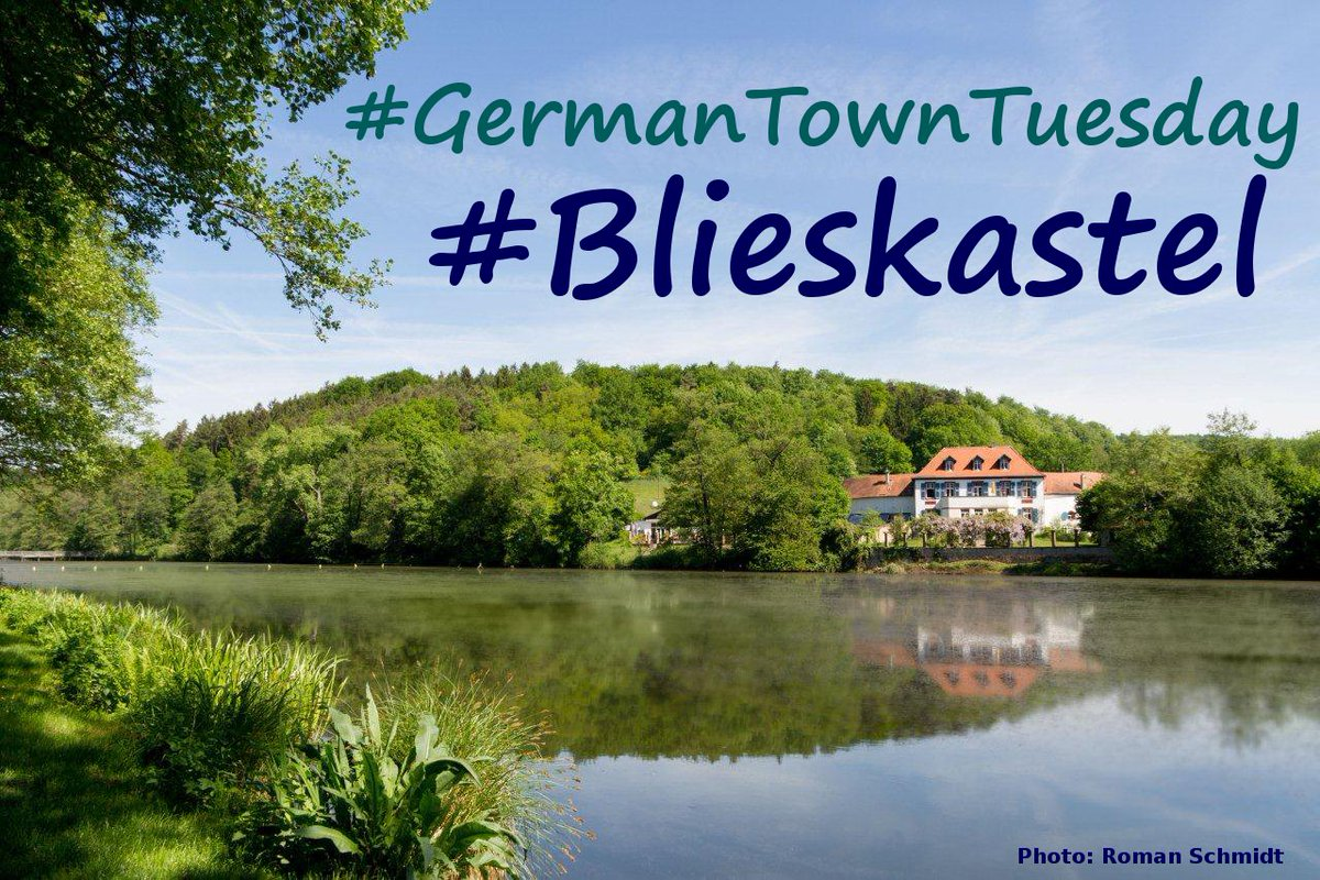 Thumbnail for Blieskastel Featured in #GermanTownTuesday