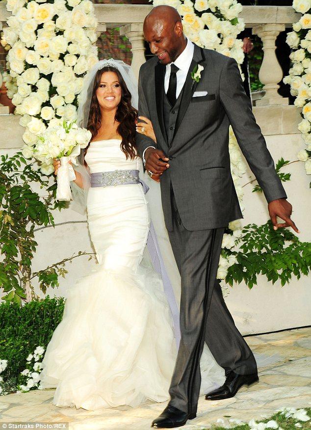 Khloe Kardashian Talking Re Marriage With Lamar Odom