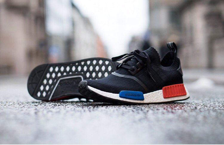 Adidas NMD R2 Primeknit Core Black BY9409 sneakAvenue