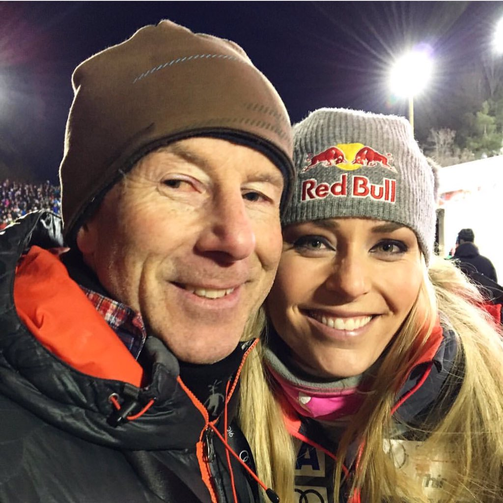 Lindsey Vonn On Twitter Today I Met One Of My Idols And The Legend In Skiing Ingemar Stenmark Sohappy Fangirl Legend Https T Co Tyerchdna