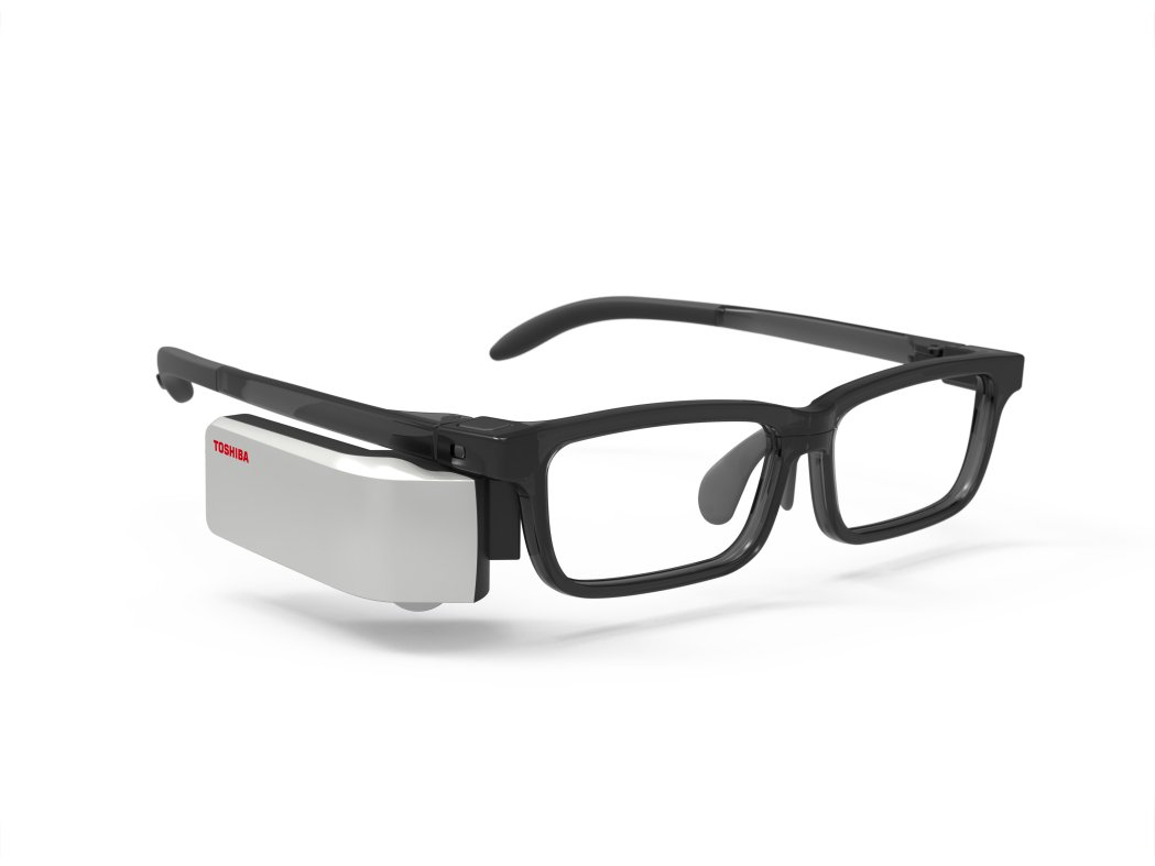 Toshiba cancels its smart glasses less than a week before shipping
