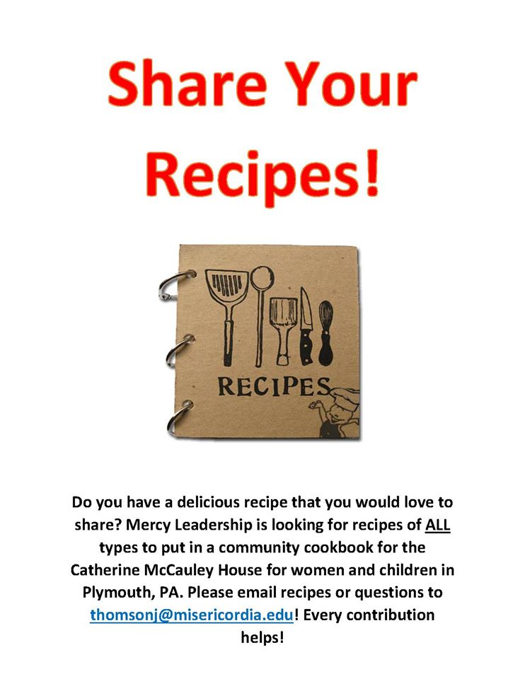 "Help @MisericordiaU make the ""Cougar Cookbook"" for women and children! @SistersofMercy #MakeMercyReal https://t.co/BnGYtWFBnK"