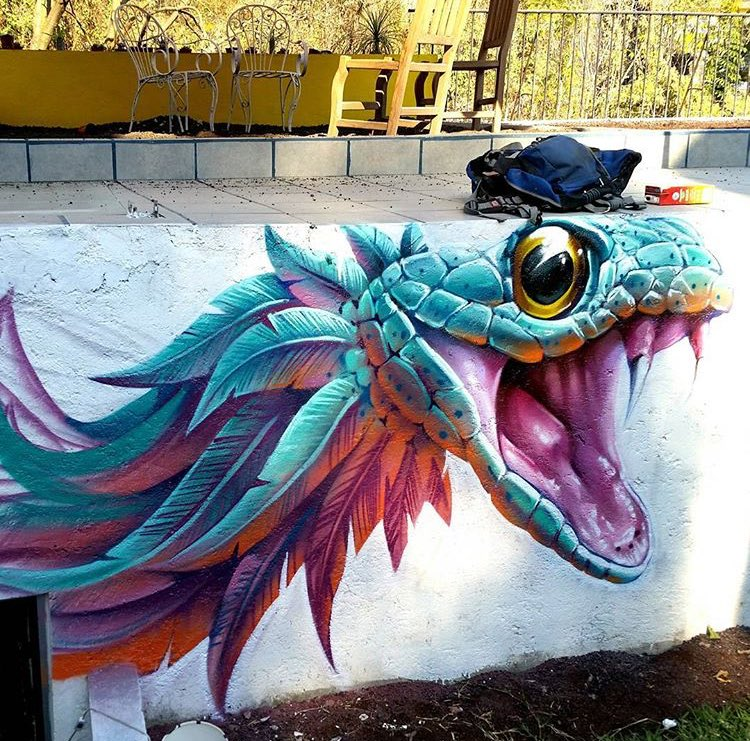 Street Art On Twitter Street Art Noise275 Art Mural