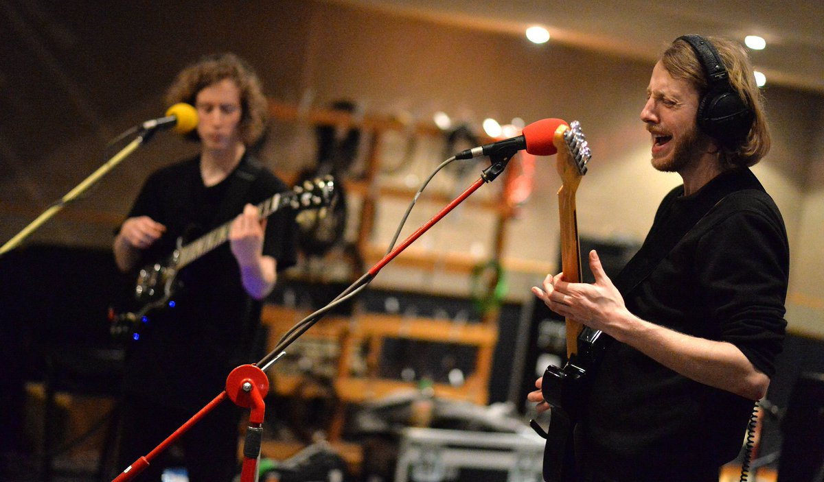 Tonight's gig comes from @springkingband - hear them perform live for @AnnieMac:
