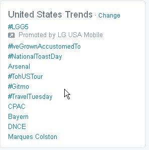 #TohUSTour trending in US!!! https://t.co/DMcErn9oC7