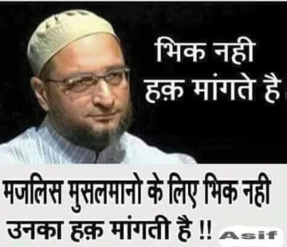 Asaduddin Owaisi on Twitter: