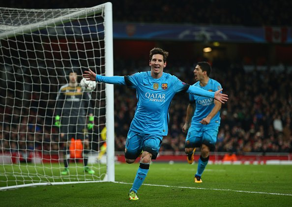 Video: Arsenal vs Barcelona