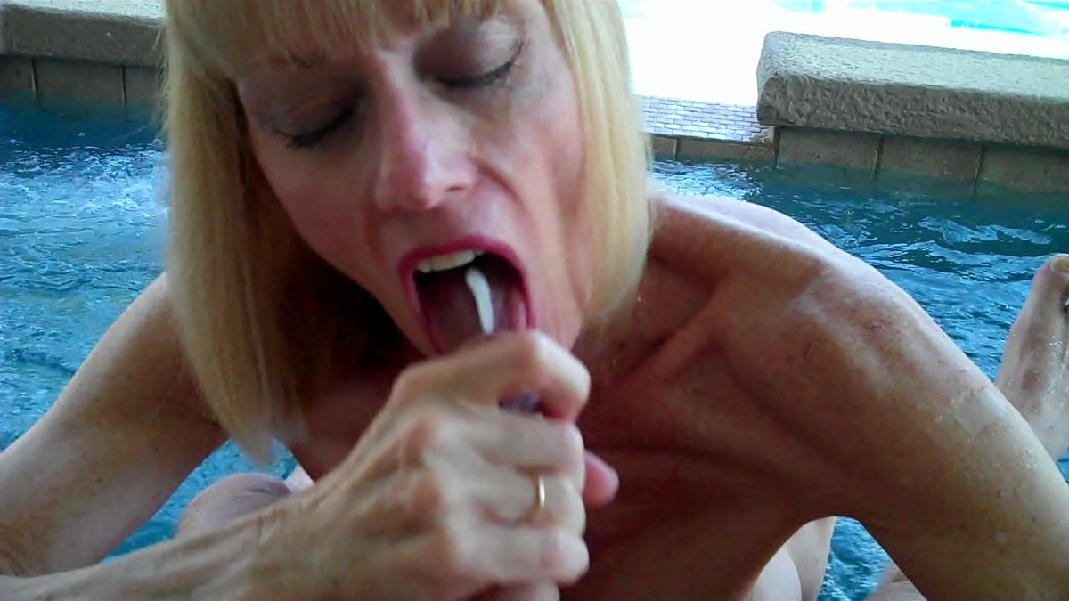 Slut milf sucking and fucking a black college guy - 68 part 8