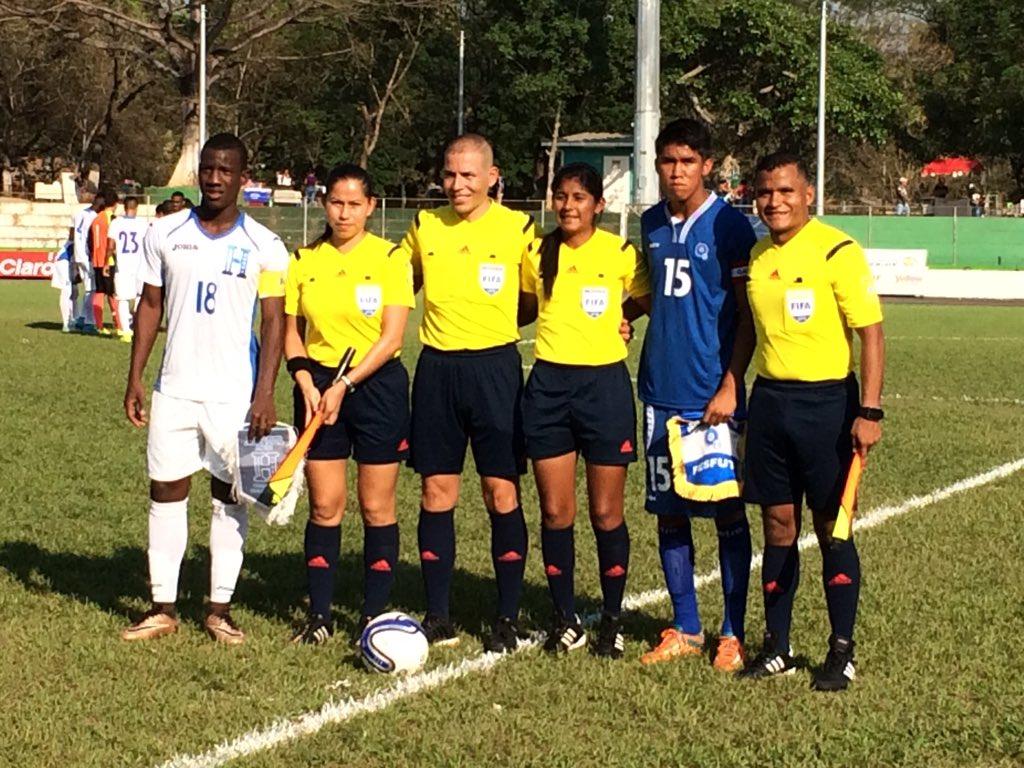 Dos juegos amistosos contra Honduras en Febrero del 2016. Cb7nkdgUUAAlIlA