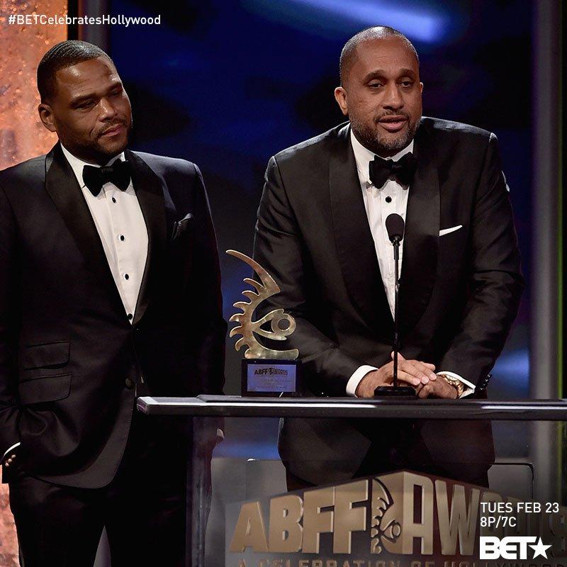 Congratulations to @black_ishABC for winning TV Show of the Year! #ABFFAwards #BETCelebratesHollywood https://t.co/c8scHIkoME