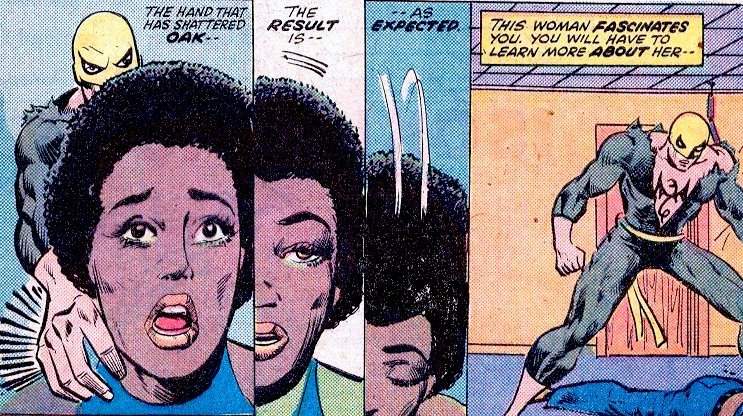 Misty Knight & Case of the Ridiculous Males: Bra Holster Hell  by Claire Napier https://t.co/spdQLhnR2d #womenwrites https://t.co/IhapSU0Ulj
