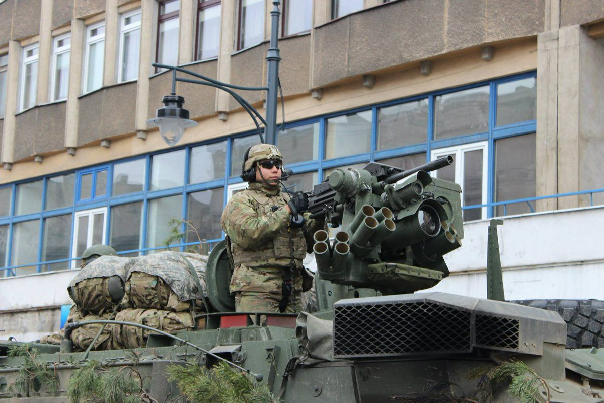 NATO/US Military Build up in Eastern Europe-Russian borders - Page 6 Cb9lYQ-WwAEwkck