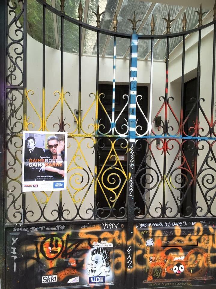 #Gainsbourg a partir du1er mars #Mairie9Paris #expo #Paris #Gratuitpic.twitter.com/qpdex8W361