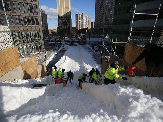 Meridian Winter Blast kicks off Friday