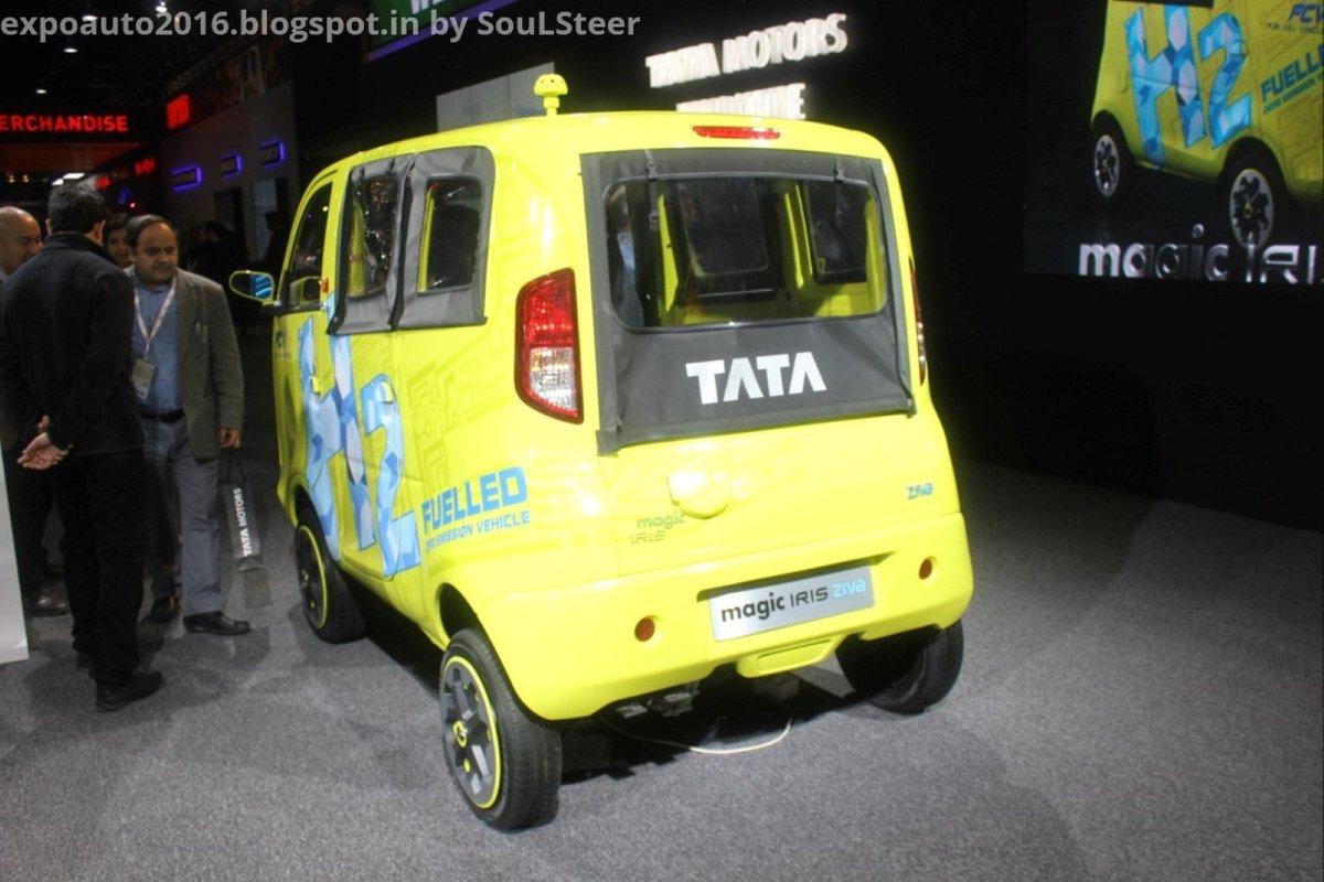 Soulsteer On Twitter Tata Ace Mega Xl Magic Iris Ziva Fuel Cell