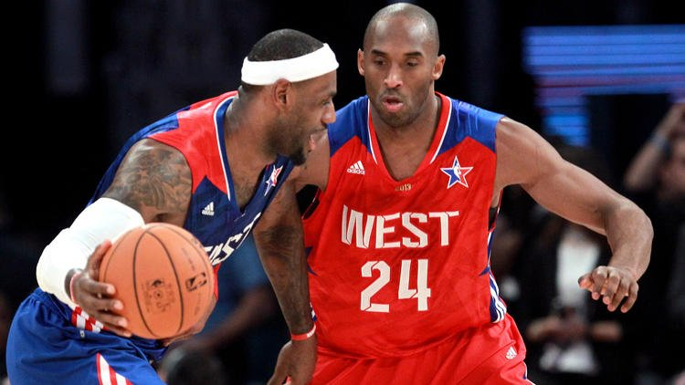 What will Kobe Bryant do in his final All-Star game?
