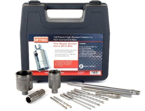 It's #FreebieFriday & we have 3 13 piece TCT Core drill sets up for grabs. Just RT & Follow for your chance to #win! https://t.co/I0Z7vNHsgt