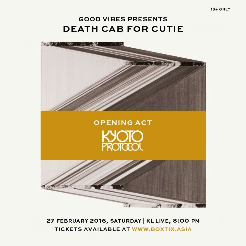 The BIG announcement: We're opening for @dcfc on 27 Feb!!! #GVPresents via @GoodVibesFest https://t.co/yumNb9tviN