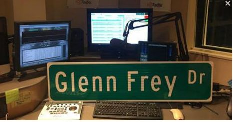 Glenn Frey tributeSTORY: Who do you think a street should be named after?Local4Today
