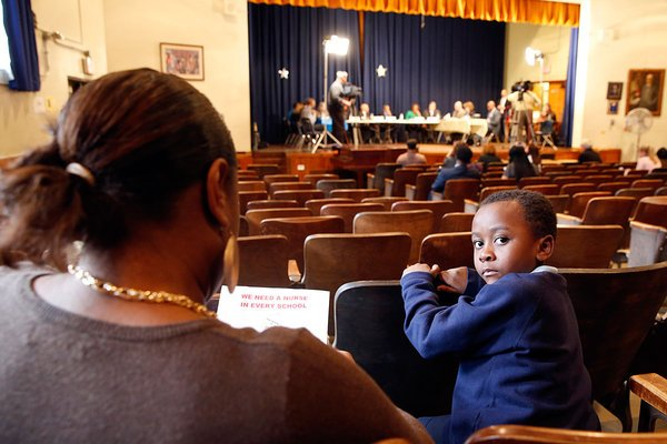 Tab for fixing Philly School District facilities: $5 billion.