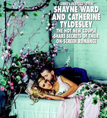 RT @Cath_Tyldesley: Still time to catch mine and @shayneTward #fairytale shoot in @hellomag ! #sleepingbeauty https://t.co/juVwVMtS6j